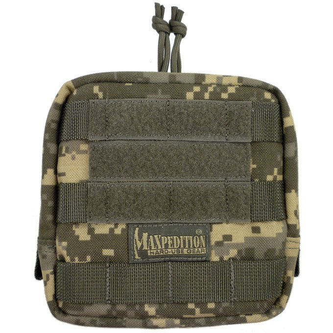 Maxpedition 6x6 Padded Pouch - Digi Camo