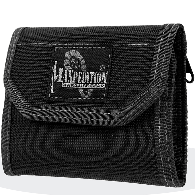 Maxpedition CMC Wallet - Black