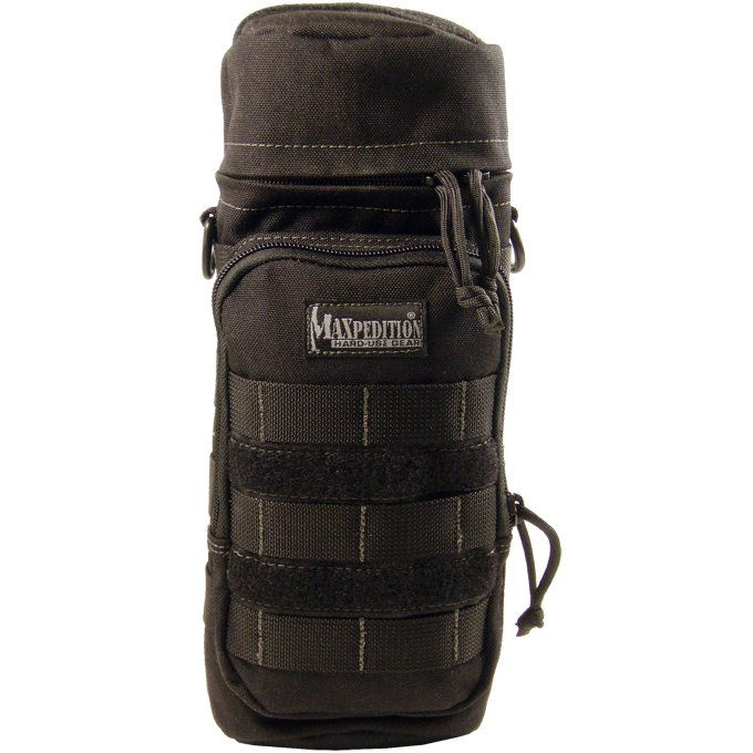 Maxpedition 12x5 Bottle Holder - Black