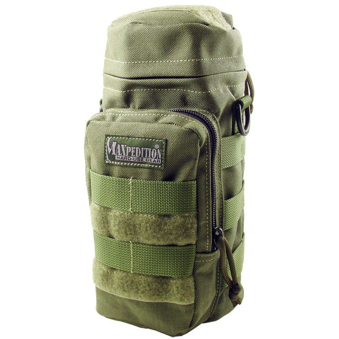 Maxpedition 10x4 Bottle Holder - OD Green