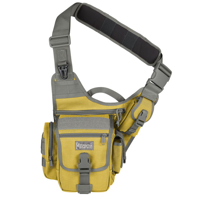 Maxpedition Fatboy Versipack - Safety Yellow