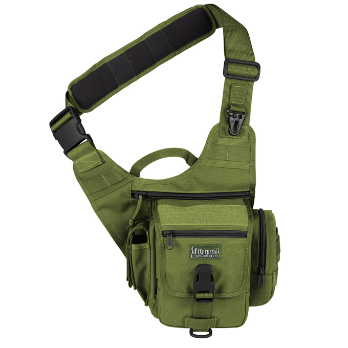 Maxpedition Fatboy S-Type Versipack - OD Green