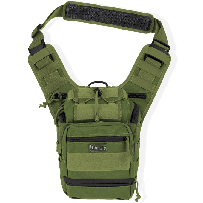 Maxpedition Colossus Versipack - OD Green