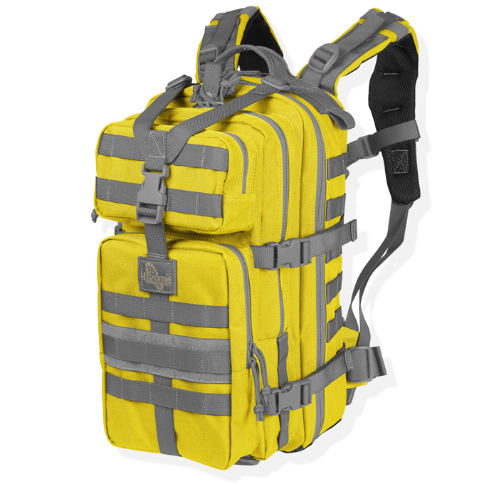 Maxpedition Falcon-II Backpack - Safety Yellow