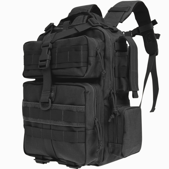 Maxpedition Typhoon Backpack - Black
