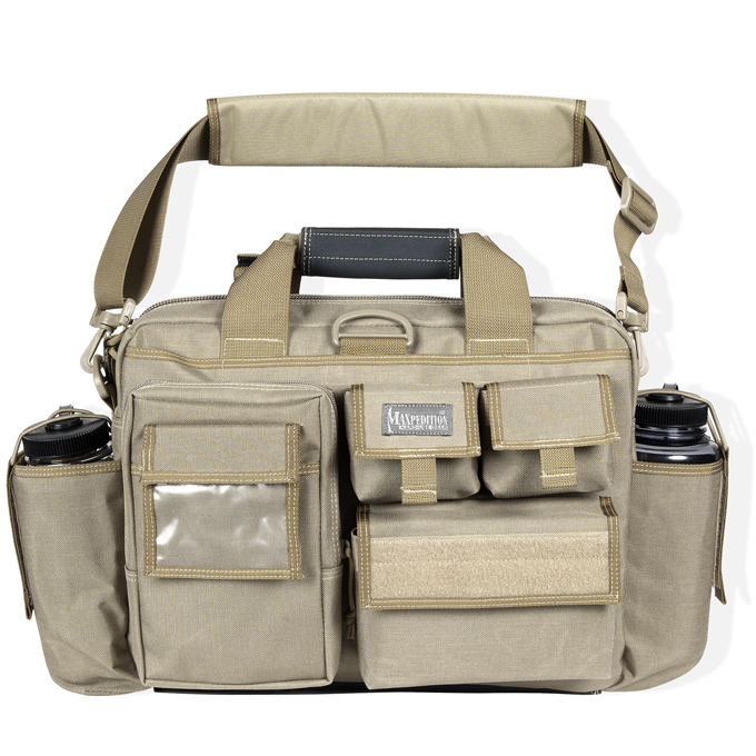 Maxpedition Operator Tactical Attache - Khaki