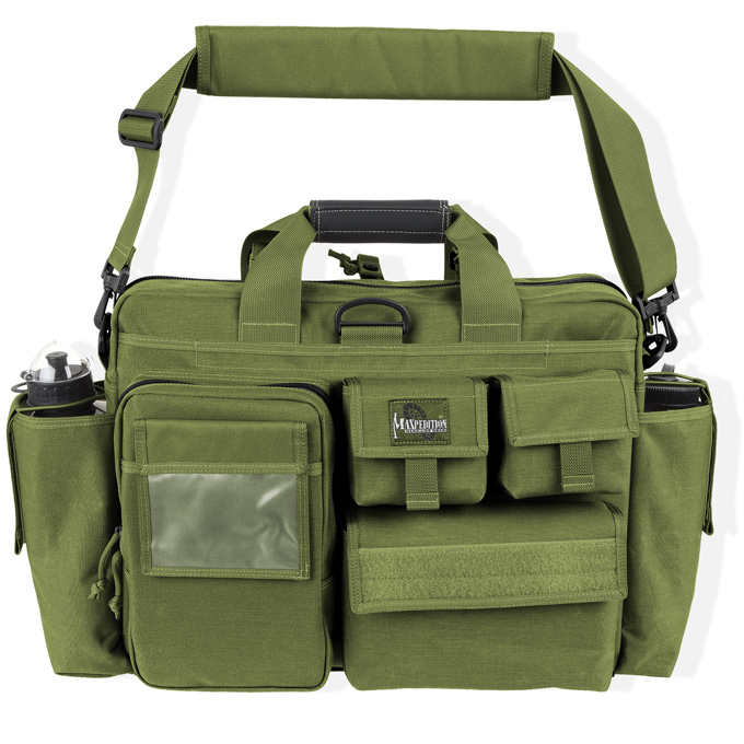 Maxpedition Aggressor Tactical Attache - OD Green