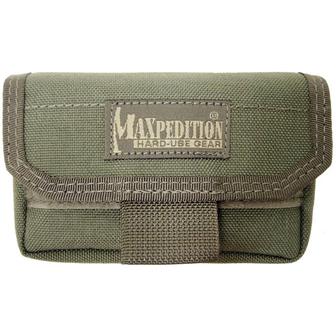Maxpedition Volta Battery Case - Foliage Green