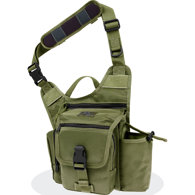 Maxpedition Fatboy G.T.G. S-Type - OD Green