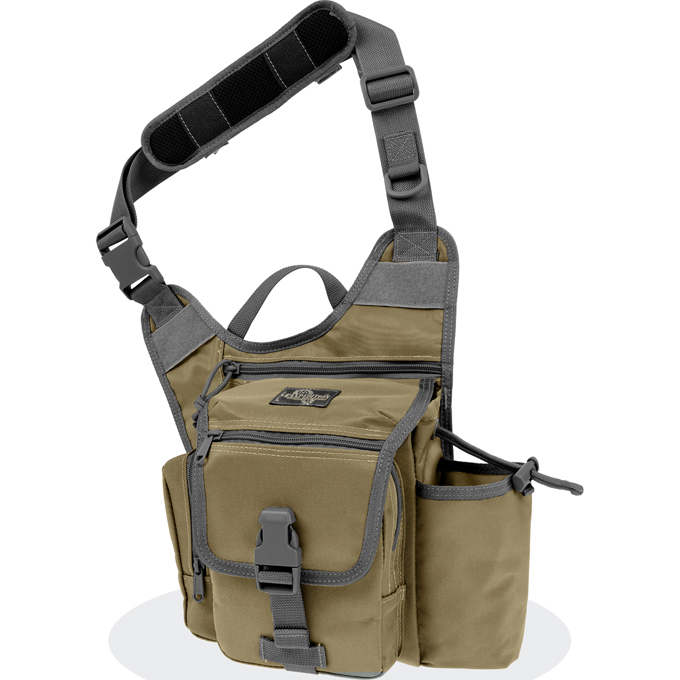 Maxpedition Fatboy G.T.G. S-Type - Khaki/Foliage