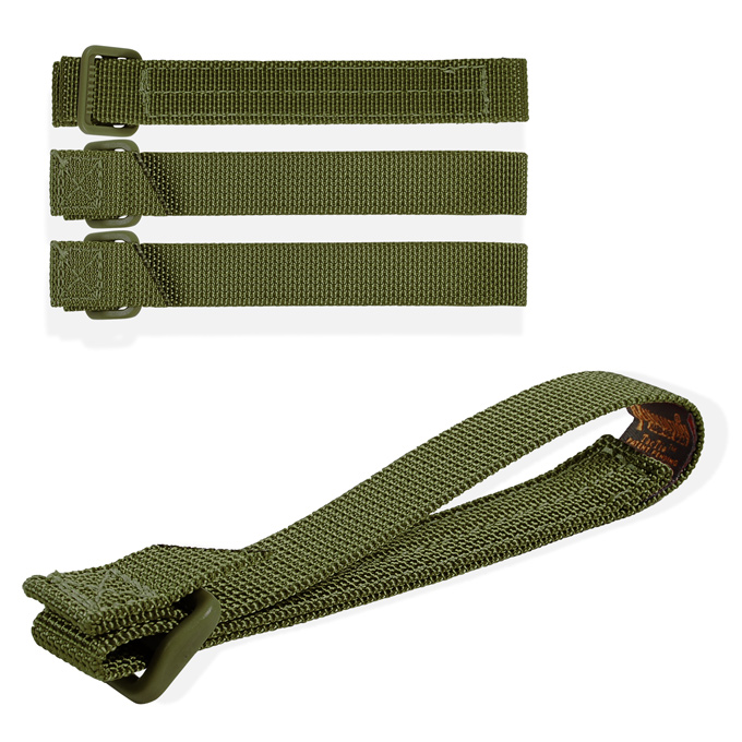"Maxpedition 5"" TacTie (4 Pack) - OD Green"