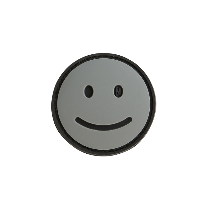 Maxpedition PVC Morale Patch - Happy Face [Swat]