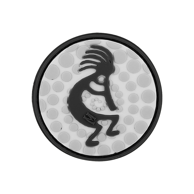 Maxpedition PVC Morale Patch - Kokopelli Swat