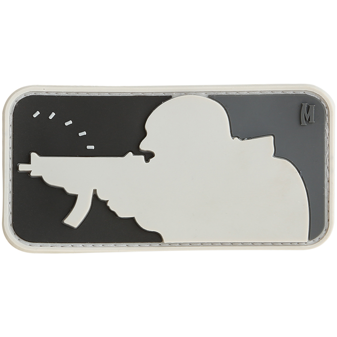 Maxpedition PVC Morale Patch - Major League Shooter Swat