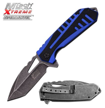 Mtech Xtreme MXA842BL Assisted Folder (Online Only)
