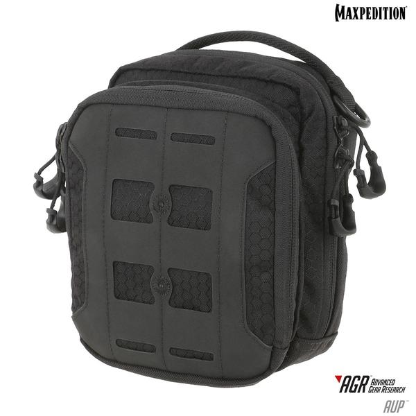 Maxpedition AUP Accordion Utility Pouch - Black