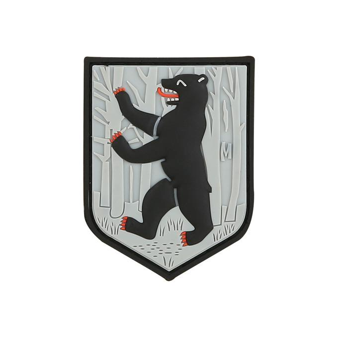 Maxpedition PVC Morale Patch - Berlin Bear [Swat]