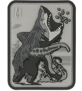 Maxpedition PVC Morale Patch - Bearsharktopus Swat