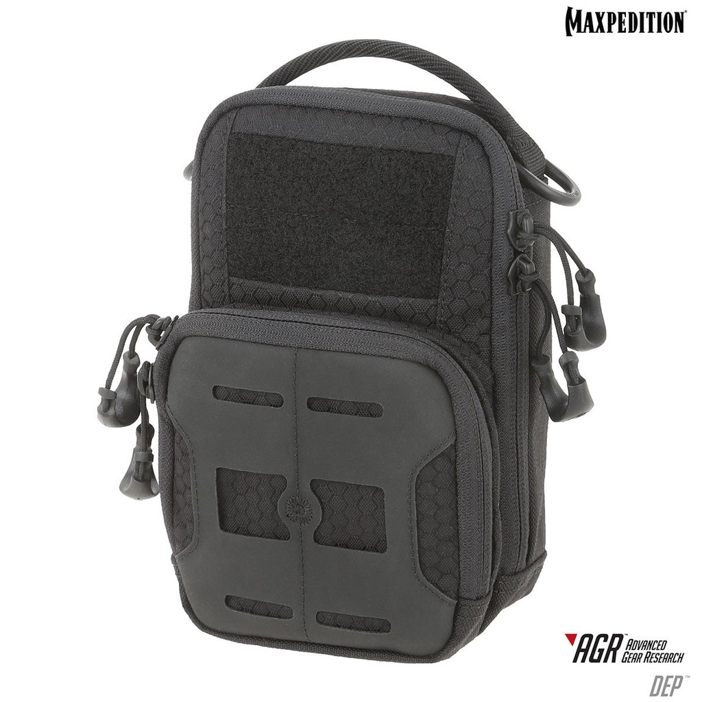 Maxpedition AGR DEP Daily Essentials Pouch - Black