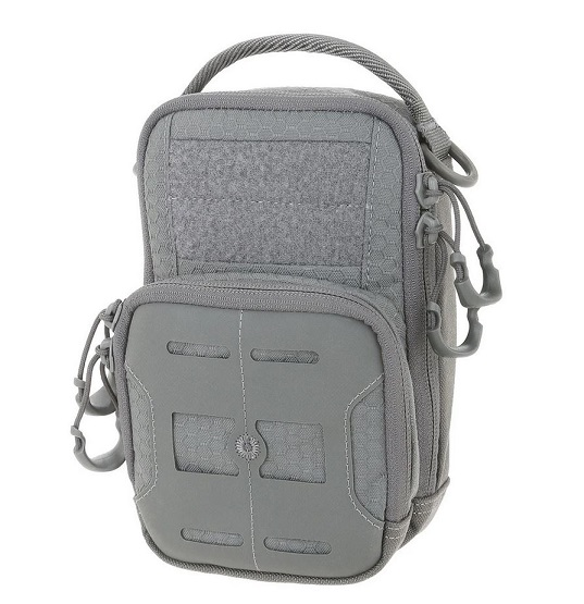 Maxpedition AGR DEP Daily Essentials Pouch - Gray
