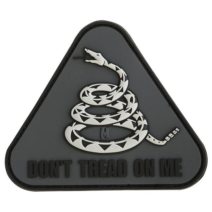 Maxpedition PVC Morale Patch - Don't Tread on Me