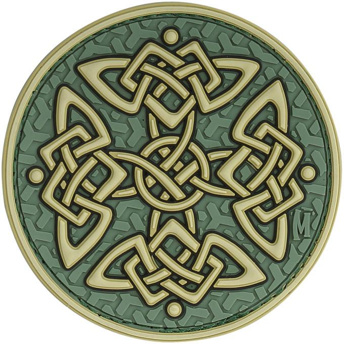 Maxpedition PVC Morale Patch - Celtic Cross [Full Colour]