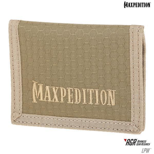 Maxpedition LPW Low Profile Wallet - Tan