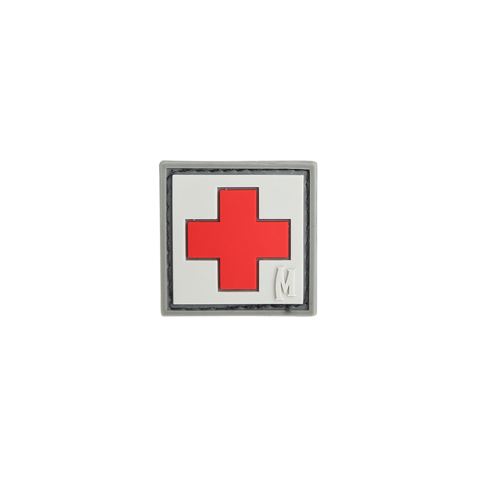 "Maxpedition PVC Morale Patch - 1"" Medic Swat"