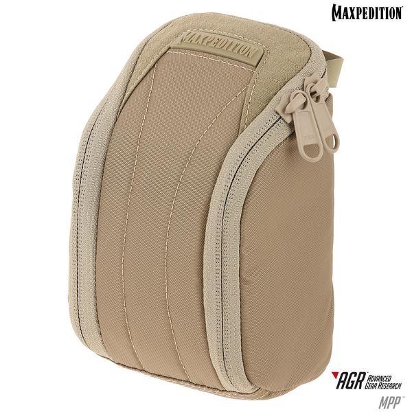 Maxpedition AGR MPP Medium Padded Pouch - Tan