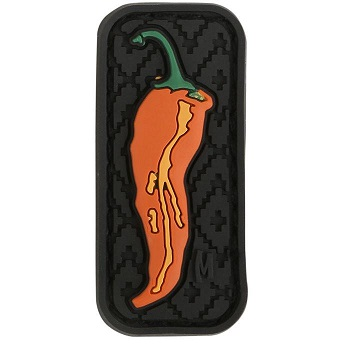 Maxpedition PVC Moral Patch - Chili Pepper [Swat]