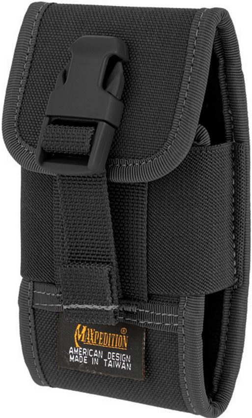 Maxpedition Vertical Smart Phone Holster - Black