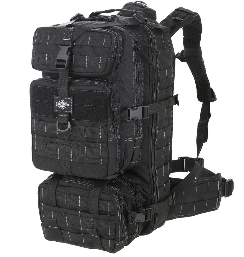 Maxpedition Gyrfalcon Backpack PT1054B - Black