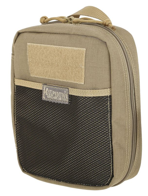 Mapedition CHUBBY Pocket Organizer - Khaki