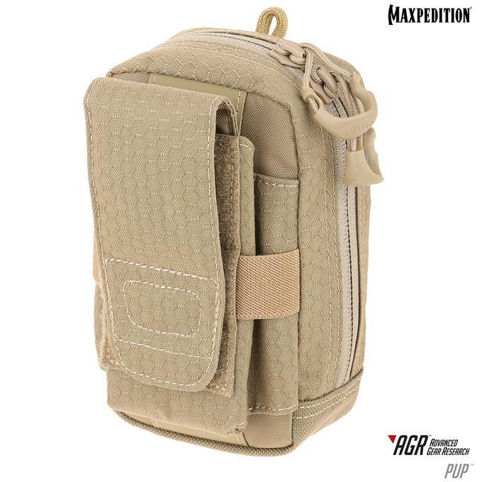 Maxpedition AGR PUP Phone Utility Pouch - Tan