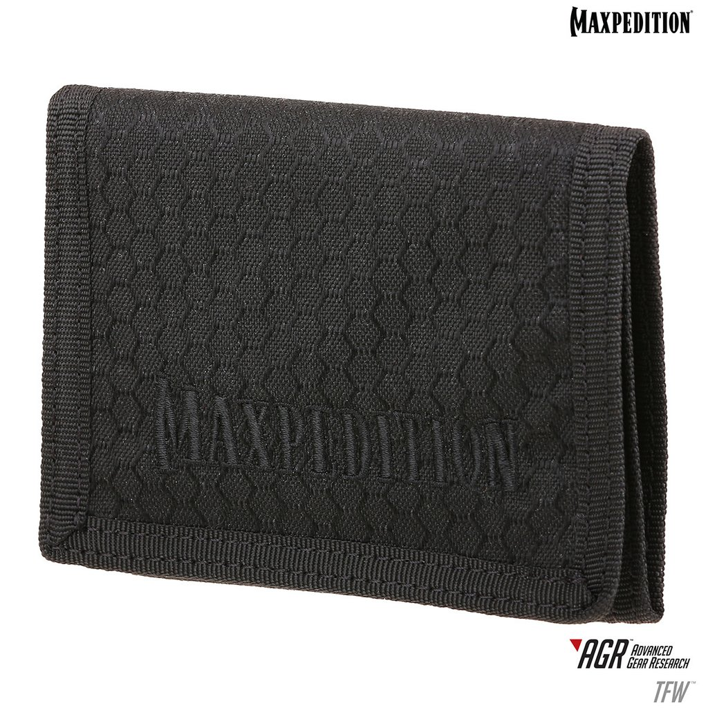 Maxpedition TFW Tri-Fold Wallet - Black