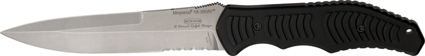 Meyerco Darrel Ralph 7932 XRAY Fixed Blade w/ Molded Sheath