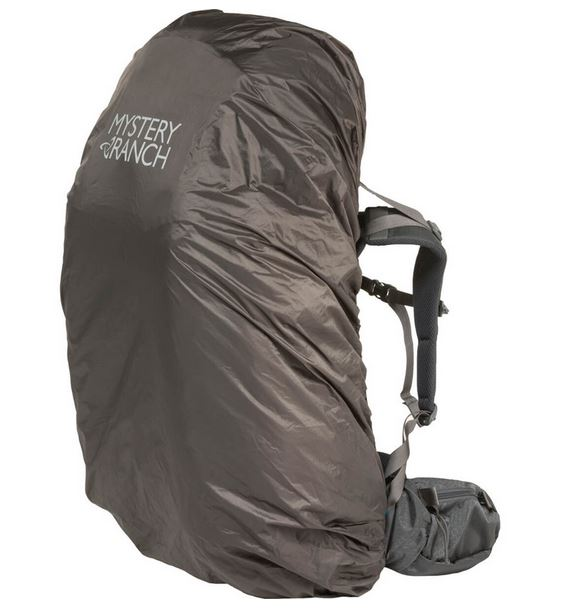 Mystery Ranch Pack Fly Rain Cover Small - Charcoal