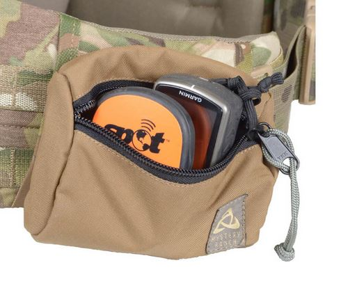 Mystery Ranch Removable Belt Pocket - Coyote