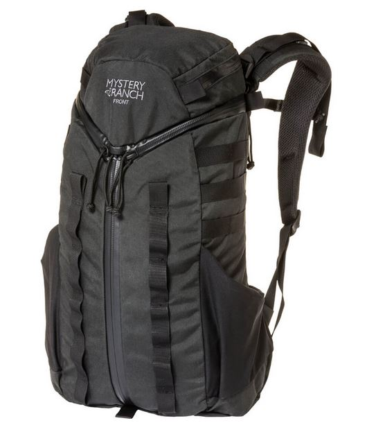 Mystery Ranch Front Pack 19L - Stealth Black