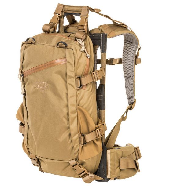 Mystery Ranch Mule Pack 23L - Coyote - Large