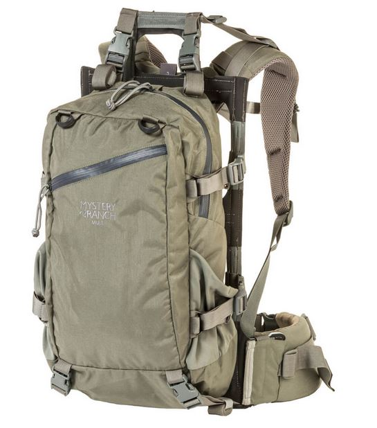 Mystery Ranch Mule Pack 23L - Foliage Green - Large