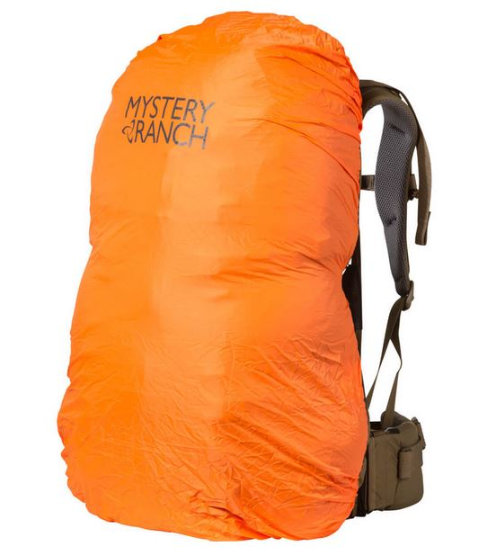 Mystery Ranch Pack Fly Rain Cover Small - Blaze Orange