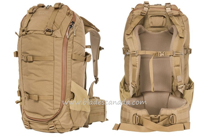 Mystery Ranch Sawtooth 45 - Coyote - Large