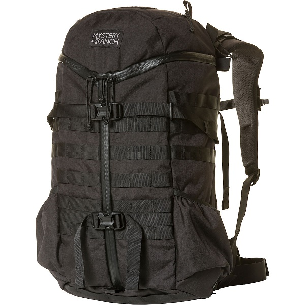 Mystery Ranch 2 Day Assault Pack - L/XL - Black