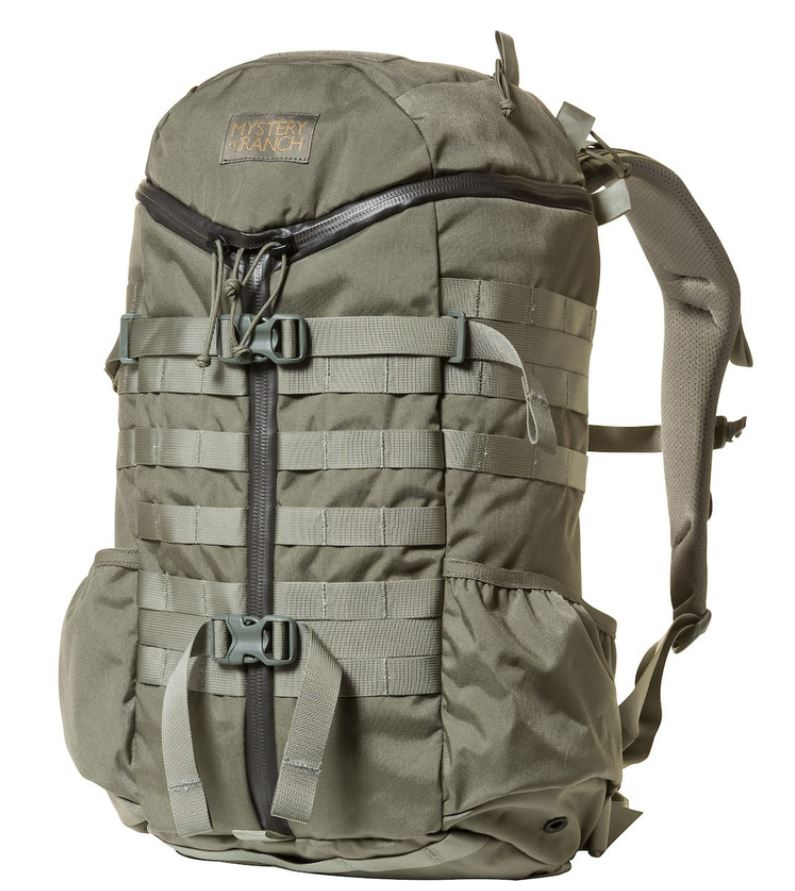 Mystery Ranch 2 Day Assault Pack - L/XL - Foliage
