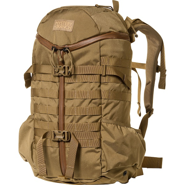 Mystery Ranch 2 Day Assault Pack - L/XL - Coyote