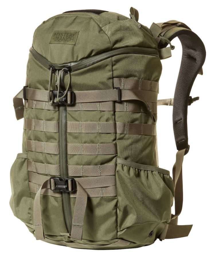 Mystery Ranch 2 Day Assault Pack - L/XL - Forest