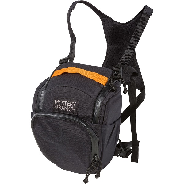 Mystery Ranch DSLR Chest Rig - Black