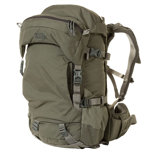 Mystery Ranch Pop Up 38L Backpack - Foliage - Large