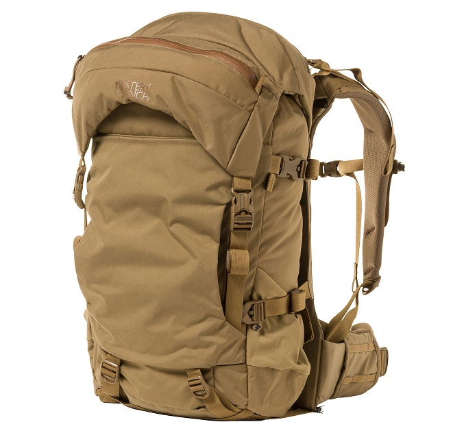 Mystery Ranch Pop Up 38L Backpack - Coyote - Large